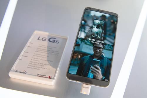 Premiera LG G6 3