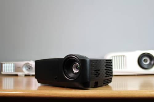 Test projektora Infocus SP1080 15