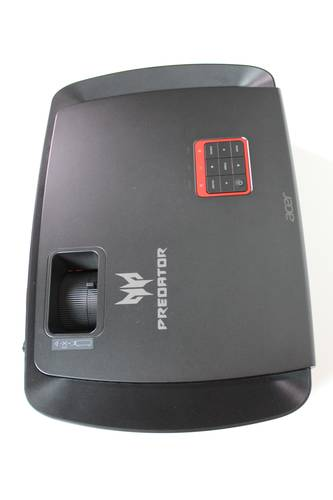 Test Gamingowego Projektora Acer Predator Z650 8