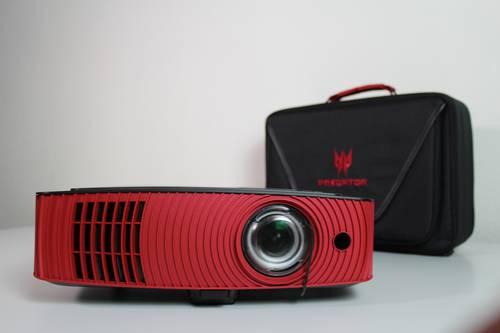 Test Gamingowego Projektora Acer Predator Z650 17