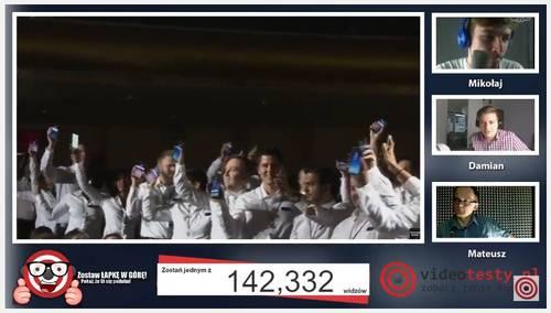 Premiera Samsunga Galaxy S8 - Live Videotesty 3