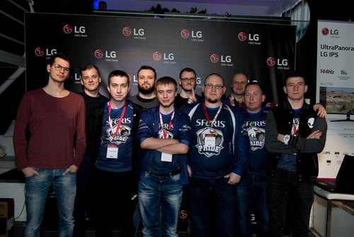 Event LG - prezentacja monitora LG 34UC79G 14