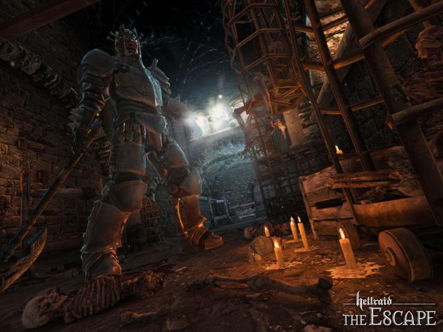 Hellraid: The Escape 1