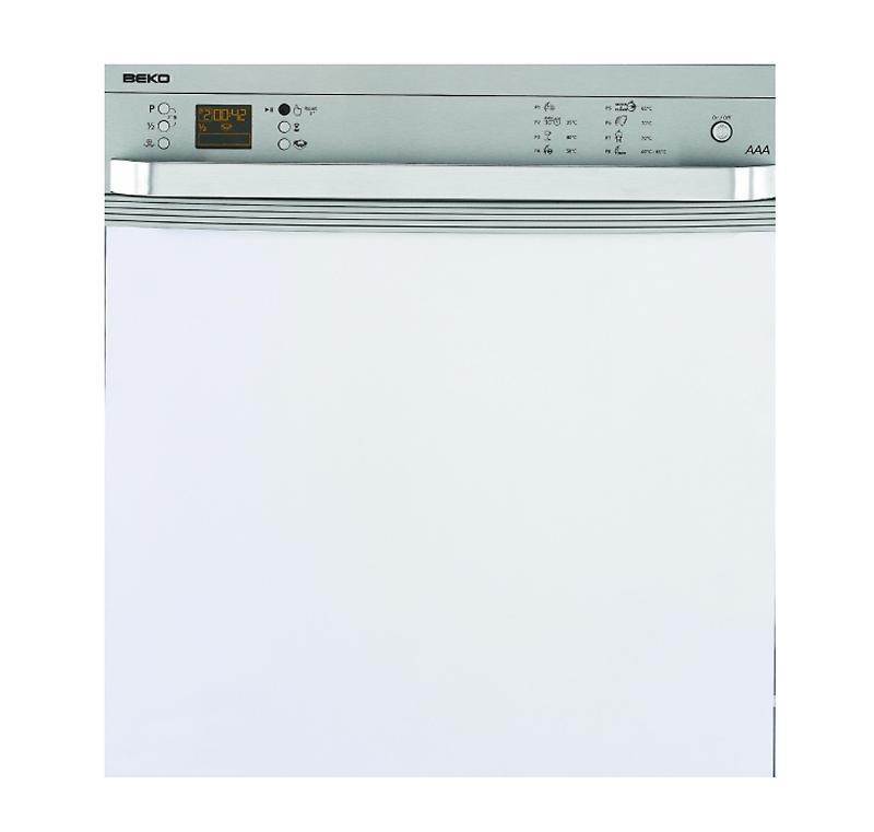 BEKO DSN 6839 FX Extra (60 cm, panel otwarty)