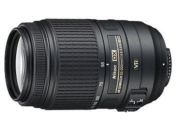 Nikon AF-S 55-300 f/4.5-5.6G ED VR