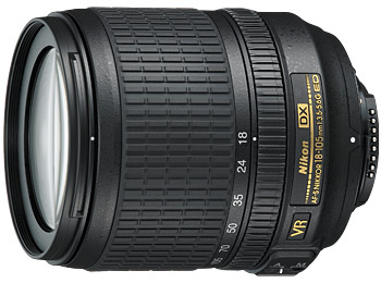 Nikon AF-S 18-105 f/3.5-5.6 G DX ED VR