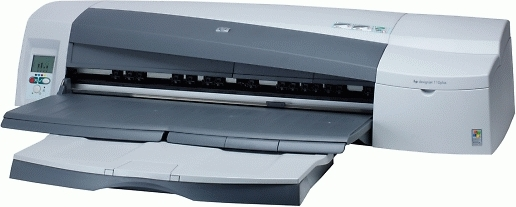 HP Designjet 110plus
