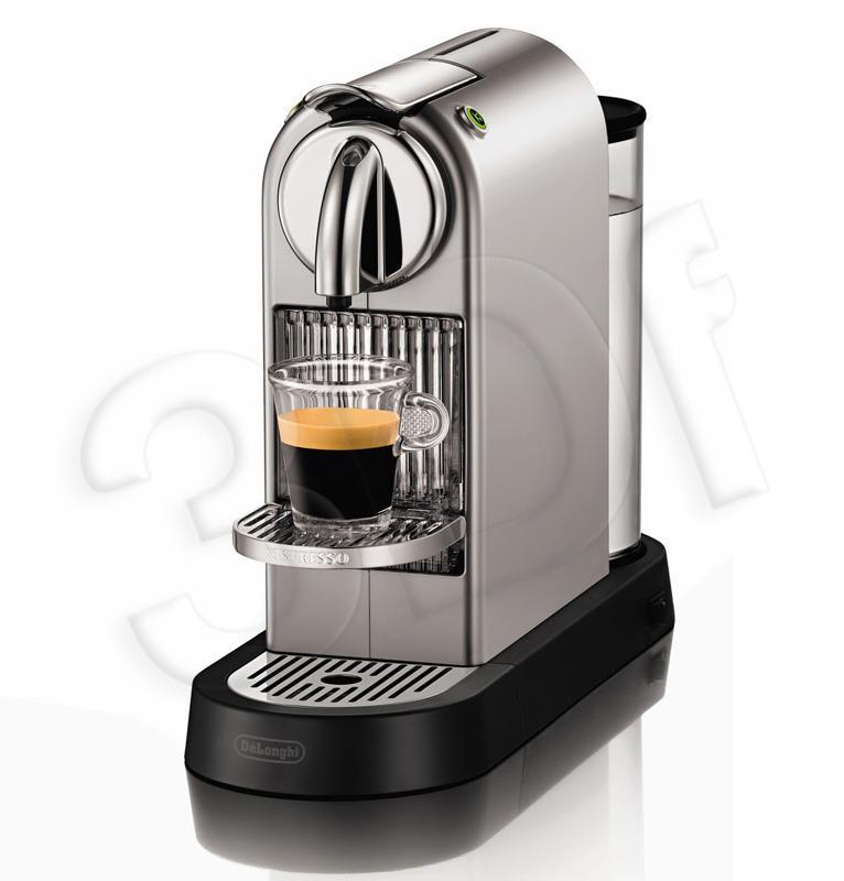 DeLonghi EN 165.S Citiz Nespresso
