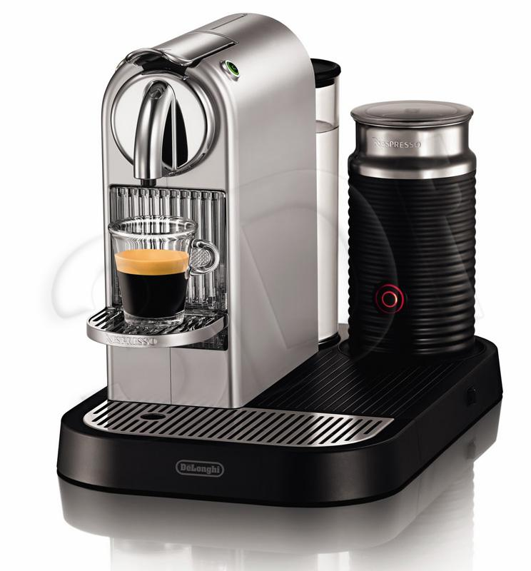 DeLonghi EN 265.SAE Citiz&Milk Nespresso