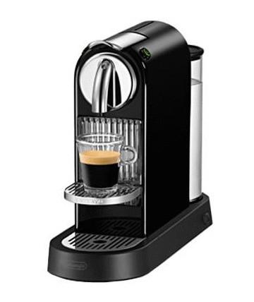 DeLonghi EN 165.Y Citiz Nespresso