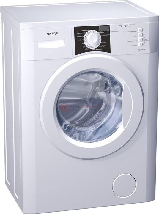 GORENJE Classic WS 50129 P