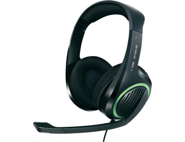 Sennheiser X320 Czarno-zielony