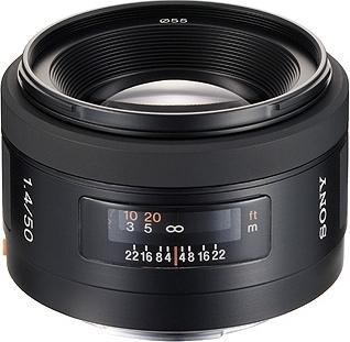 Sony AF 50 f/1.4