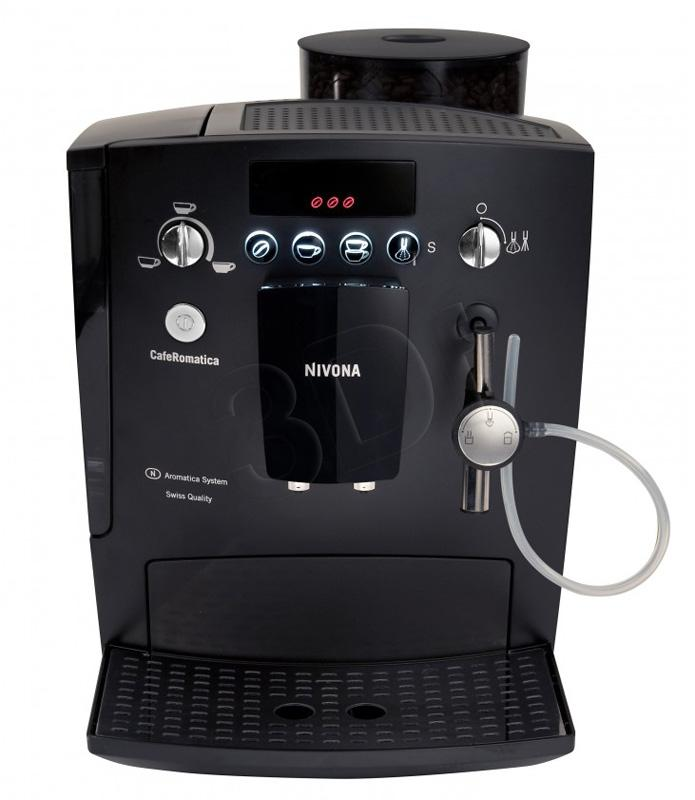 NIVONA 635 Cafe Romatica (czarny)