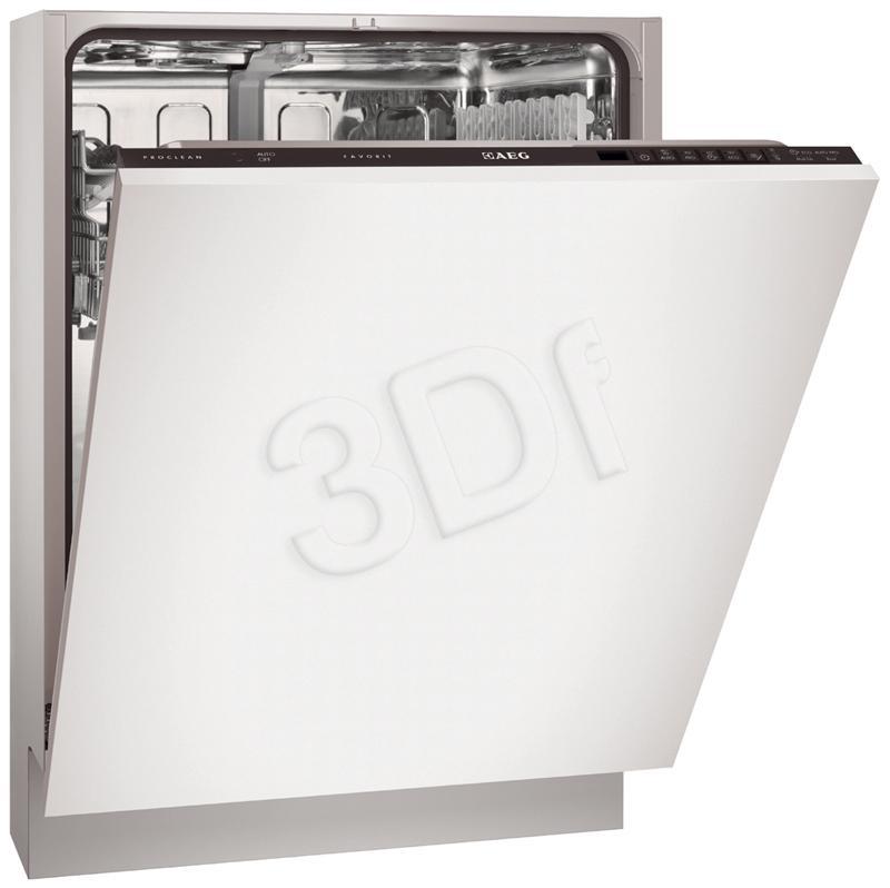 AEG F 55002 VI0P (60cm, panel zintegrowany)