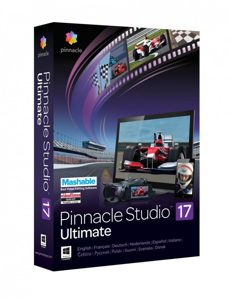 Pinnacle Studio 17 Ultimate PL