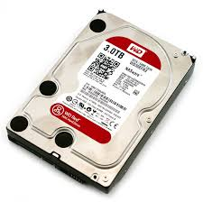 Western Digital Caviar Red 4TB (WD40EFRX)