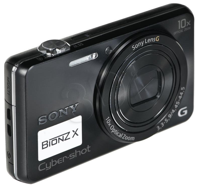 Sony DSC-WX220 czarny
