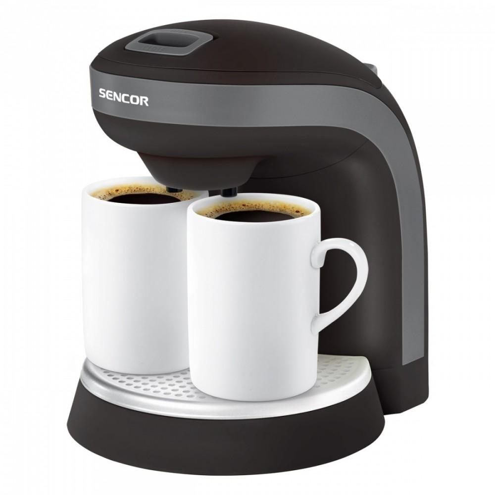 SENCOR SCE 2000BK do kawy/herbaty,kubki porcelanowe GRATIS