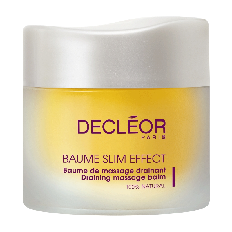 Decleor Baume Slim Effect Draining Massage Balm