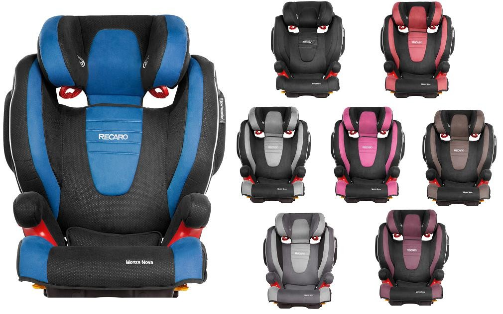 recaro monza nova 2 seatfix ceny opinie dane. Black Bedroom Furniture Sets. Home Design Ideas