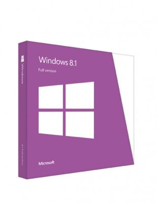 Windows 8.1 32/64bit PL BOX
