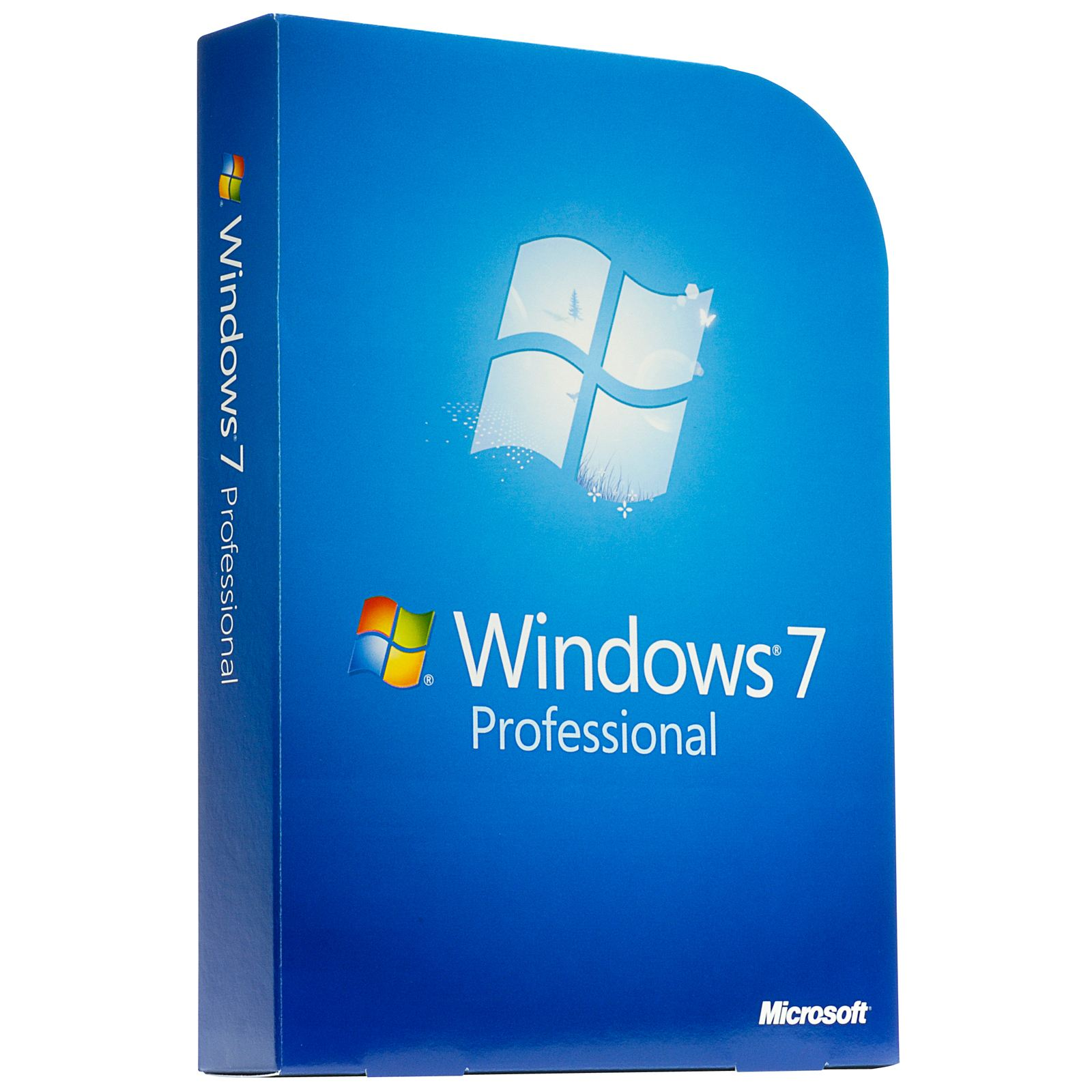 Windows 7 Professional 64bit OEM polski