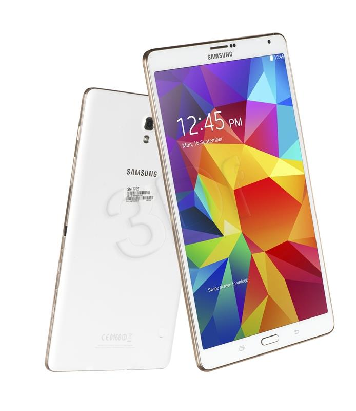 samsung galaxy tab s 8 4 t705 16gb lte white zobacz. Black Bedroom Furniture Sets. Home Design Ideas