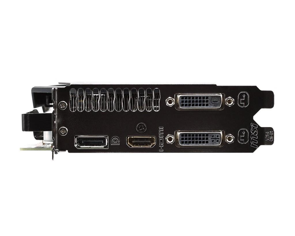 MSI Radeon R9 270X 4GB LE DDR5 256BIT 2DVI/HDMI/DP BOX
