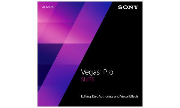 Sony Vegas Pro 13 SUITE