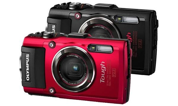 OLYMPUS TOUGHT TG-4