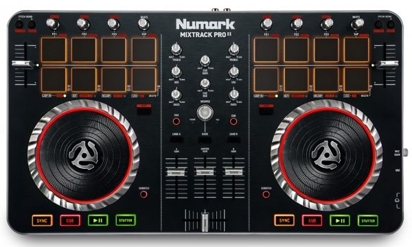 Numark Mixtrack Pro III