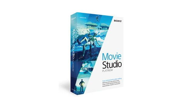 Sony Movie Studio Platinum 13 - Nowa licencja