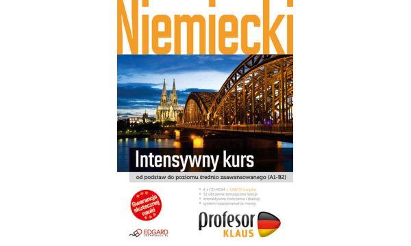 Edgard Profesor Klaus niemiecki Intensywny kurs (PC)