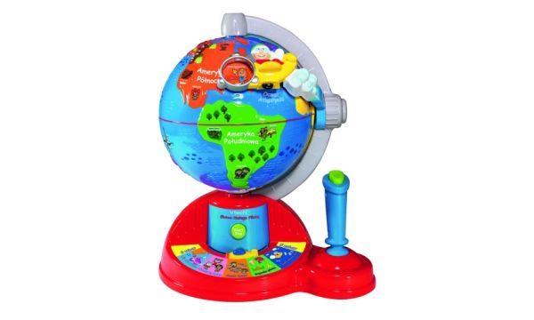 VTECH Globus Małego Pilota
