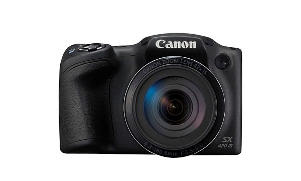 Canon PowerShot SX420 IS czarny