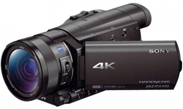Sony FDR-AX100 EB 4K