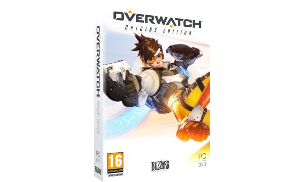 OVERWATCH ORIGINS EDITION