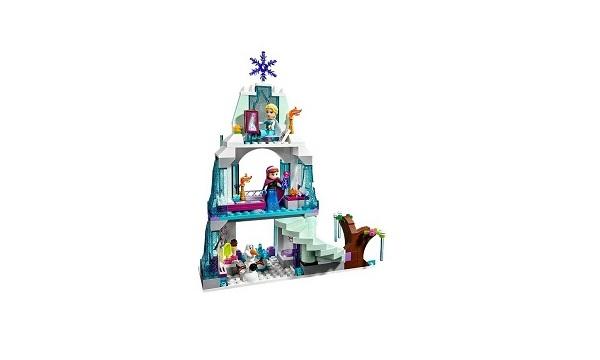 LEGO Disney Princess Blyszczacy Lodowy Zamek Elzy 41062
