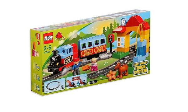 LEGO Duplo Moj Pierwszy Pociag 10507