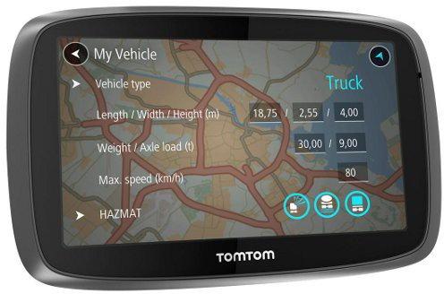 TomTom Trucker 6000 LTS