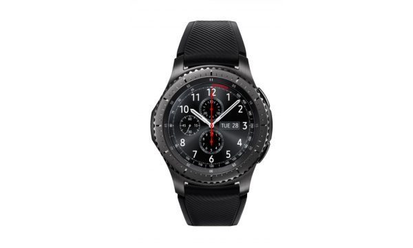 Samsung Gear S3 Frontier Szary