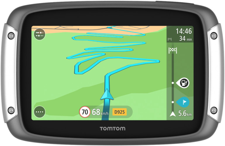 TomTom Rider 40 CE Europa