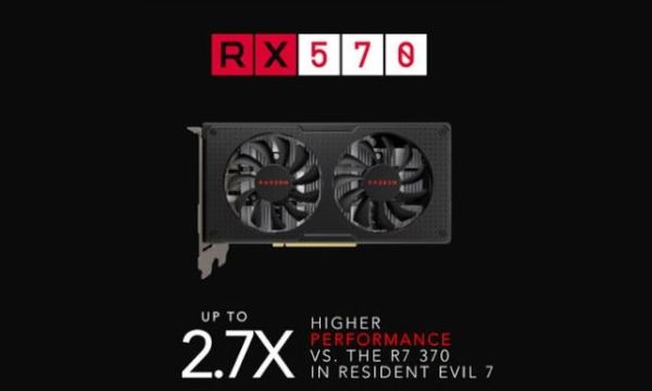 AMD Radeon RX 570 4GB (Używ.)