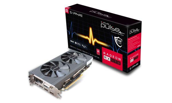 Sapphire Pulse Radeon RX 570 4GB