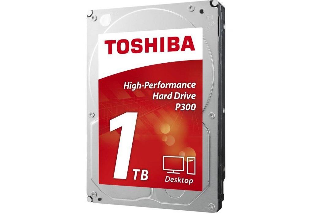 Toshiba P300 1TB (HDWD110UZSVA)