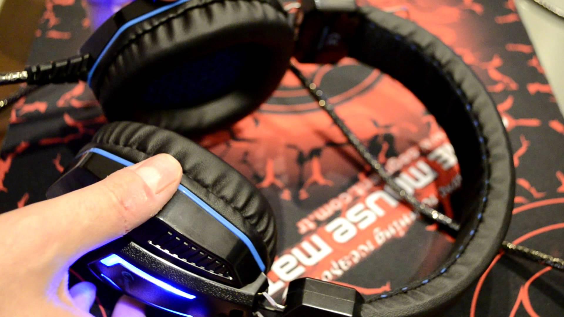 Rampage SN-R4 Czarno-niebieski