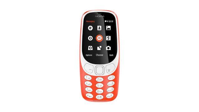 Nokia 3310 Dual Sim Granatowy