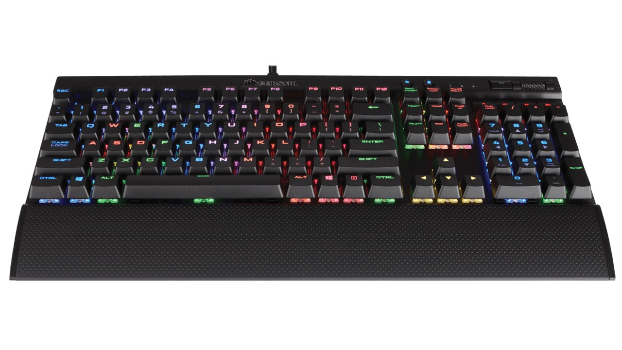 Corsair Gaming K70 RGB Rapidfire Cherry MX Speed