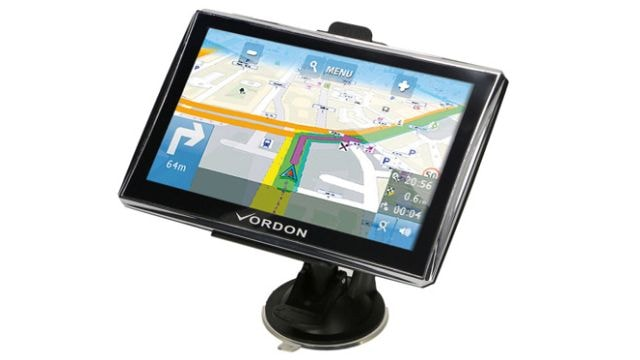 VORDON 7 HD Europa